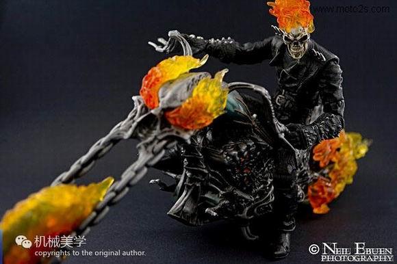 灵魂战车GhostRiderBike
