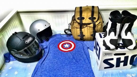 [新手入摩]选择GW250+SHOEI头盔,保障安全+享受操控