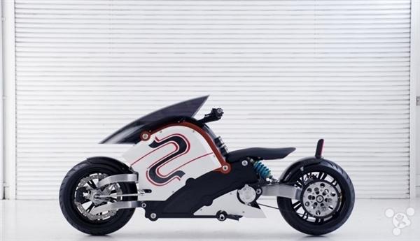 岛国概念电动摩托车将上市全球限量49台