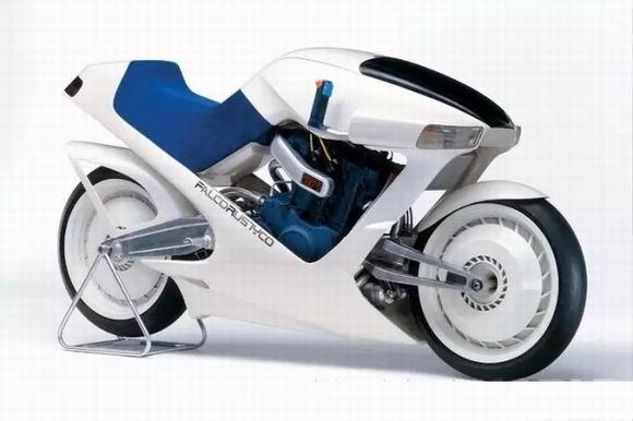 铃木四缸HYBRID摩托车问世