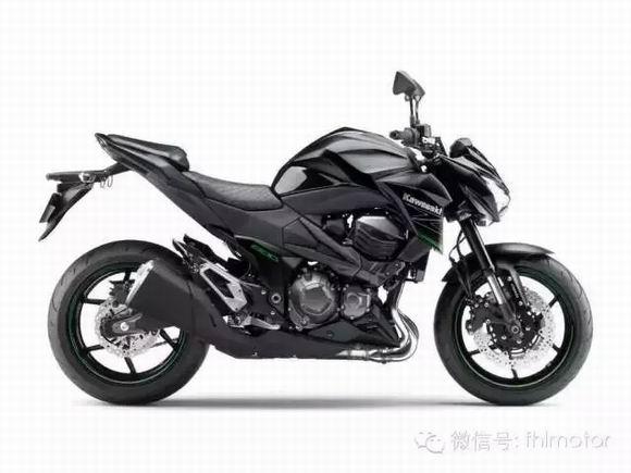 Kawasaki2016款新车发布