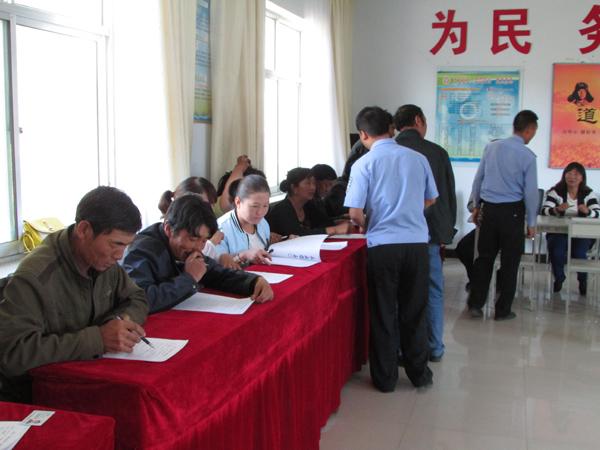 肃南:农牧民在家门口考澳门永利娱乐场的网站驾照成现实