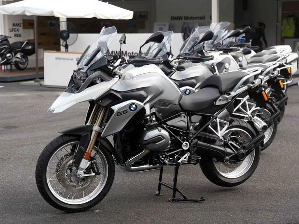 骑行之道宝马摩托车全系试驾活动纪实