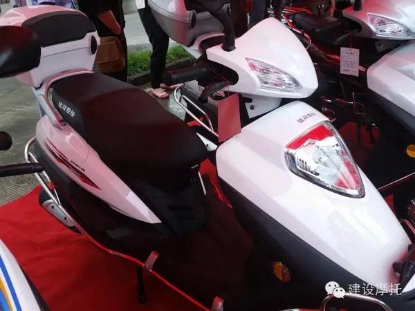 CQ125T-30全新踏板车上市