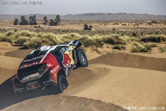 标致出战中国越野拉力赛测试赛车为首任