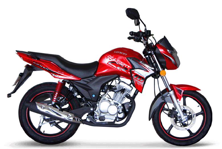 隆鑫红米CRM125仅需3980元