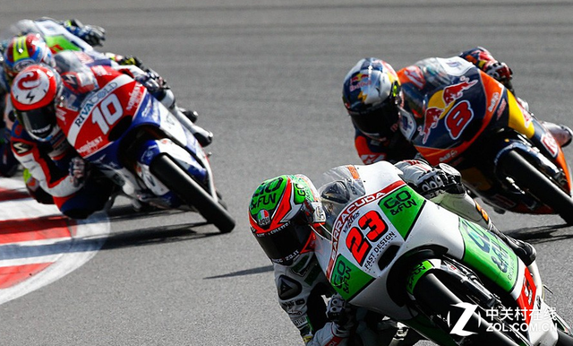 画质更清晰英将以4K方式直播MotoGP赛