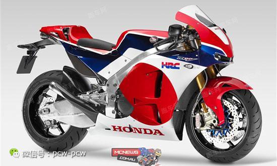 售价高达117万!本田MotoGP赛车民用版RC213V-S
