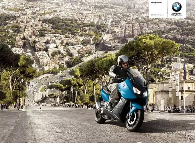 隆鑫为BMW代工300-350c.c.踏板年产1.5万台