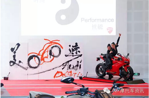 杜卡迪全新Diavel20.5万起/10月发售中国市场