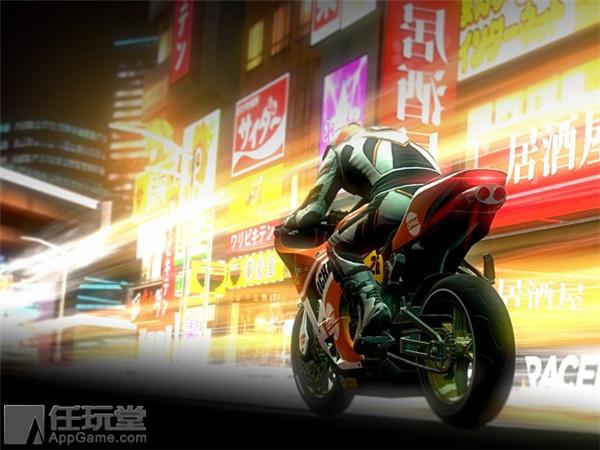 疾速铁骑闹市狂奔《摩托赛道CC》全球发布