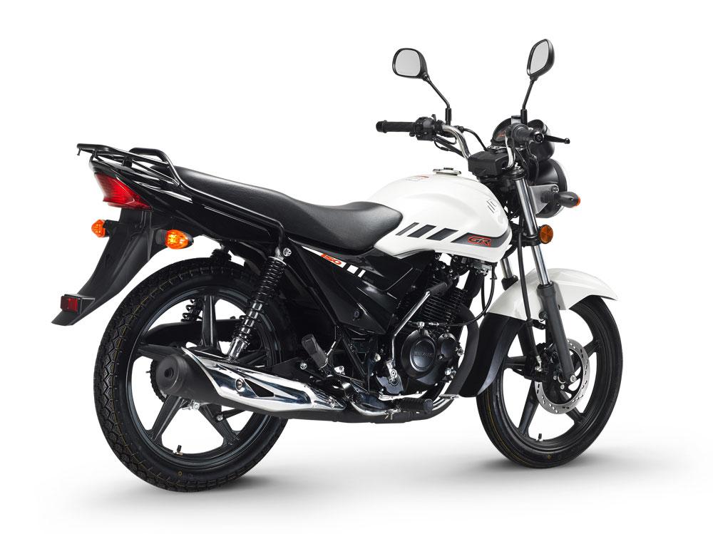 牛摩网 摩托车大全 济南铃木 gr150     发表上市时间:2015/9/10