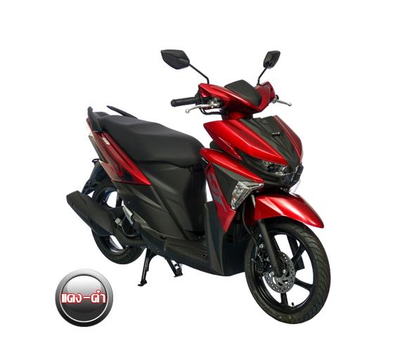 Yamaha向泰国市场推出新的GT125踏板