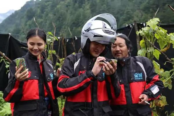 中国金城车队征战2015中国越野拉力赛与勇者同行
