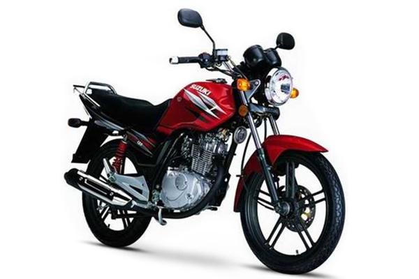 轻骑铃木GSX125 骏威QS125-3G