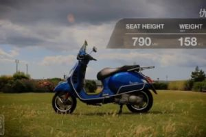2015 Vespa GTS Super 300 ABS 摩托车测评