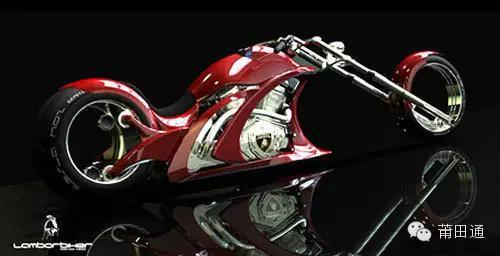 盘点全球五大超级摩托