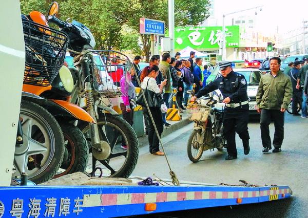 乌鲁木齐市交通违法整治进入重点行动日