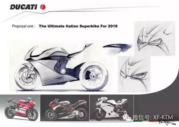 Ducati的下一世代车款2018登场?