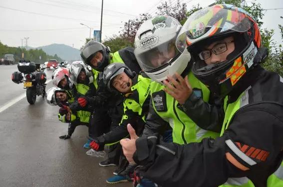 热烈庆祝新大洲本田济南分会骑行日照活动圆满结束