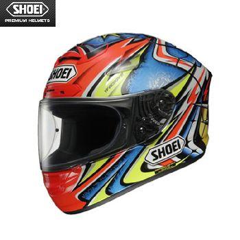 SHOEI战斗型盔 新款 头盔 亚洲人的摩托车头盔 机车头盔