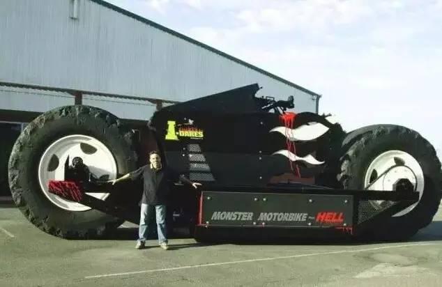 大型摩托车