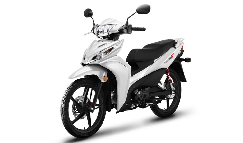 牛摩网 摩托车大全 新大洲本田 wave 110s  发表上市时间:2015/10/30