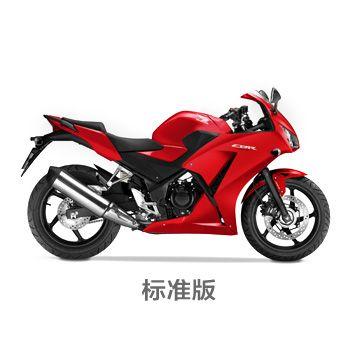 新大洲本田2015年赛道新宠CBR300R