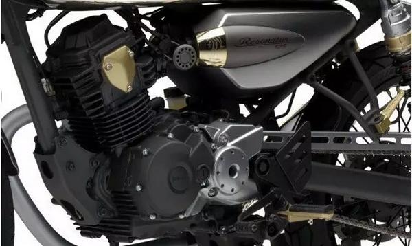 雅马哈新款复古车Resonator125发布!