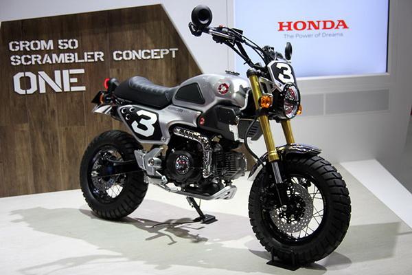 2015东京车展:其它HONDA展示车型