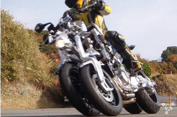 雅马哈推出新款4轮摩托和你想的不太一样