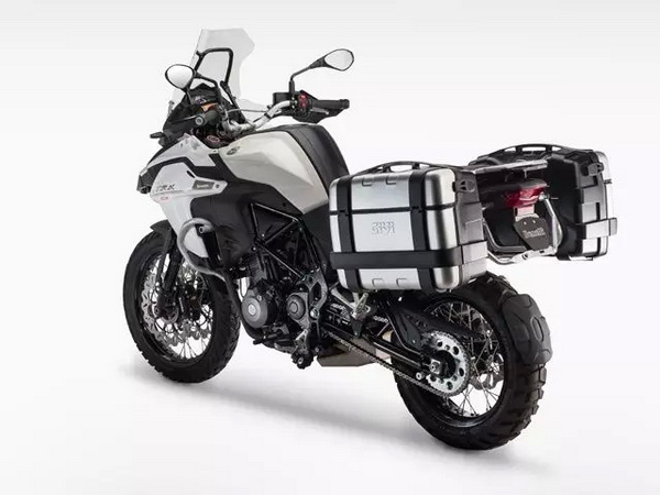 ���莩�簟���{利全新探�U�Benelli TRK502 Advent