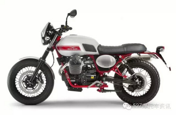 MotoGuzzi2016推出Stornelloscrambler