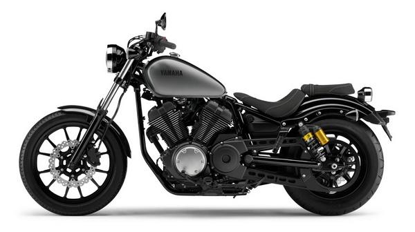 新图案:Yamaha2016款XV950R欧洲版