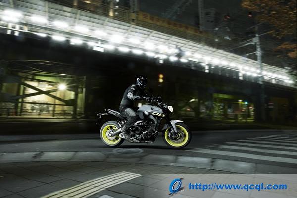 新图案:Yamaha2016MT-09欧洲版