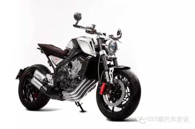 Honda发布CB4/Six50概念车
