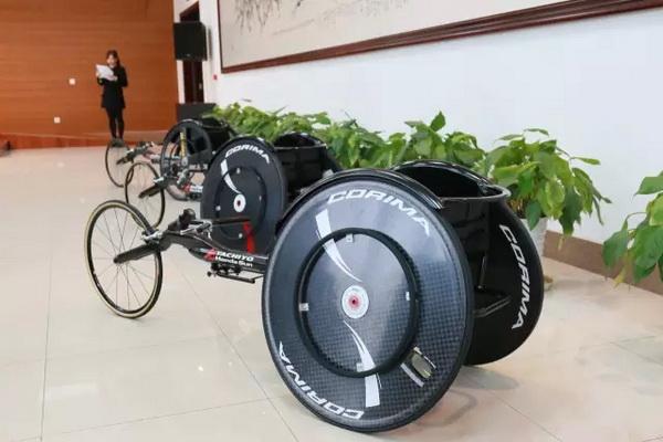 Honda助力中国优秀轮椅竞速运动员追逐梦想