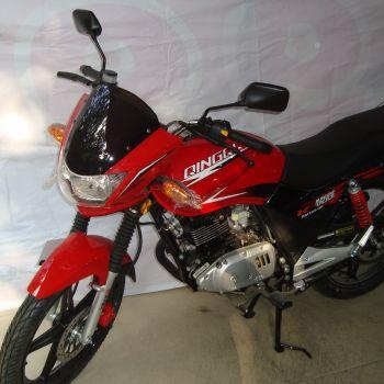 轻骑摩托跨骑悦胜3K