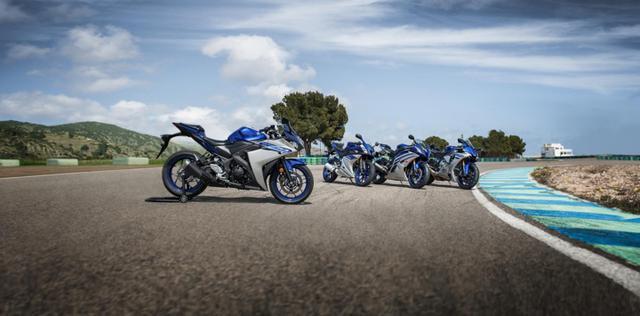 雅马哈摩托车宣布推出2016R3及R25新款配色