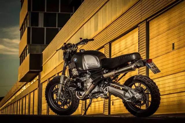 水冷bmw r 1200 gs超凡改装-济南-越野摩托车,减震