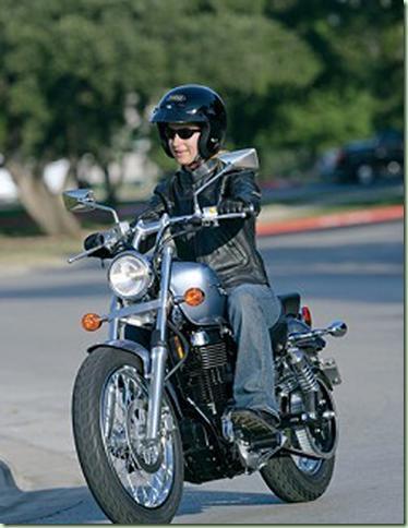 女人骑摩托车绝对性的十个理由