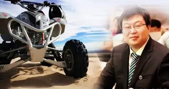 中国全地形车秘书长:全地形车行业正走向繁荣
