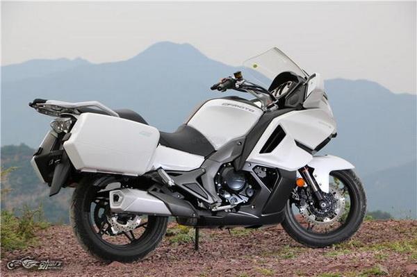 """国江山如此少娇产摩托车也可以很""""走心""""!"""