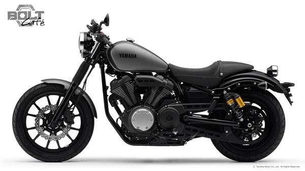 新�D案:Yamaha2016XVS950Bolt本土版
