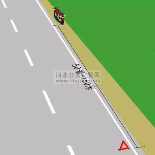 温馨提示春节回家摩托车驾驶安全出行