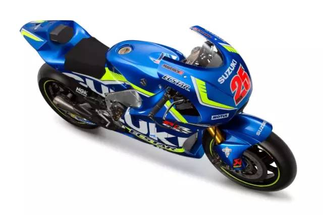 2016年MotoGP战车参数之Yamaha、Suzuki
