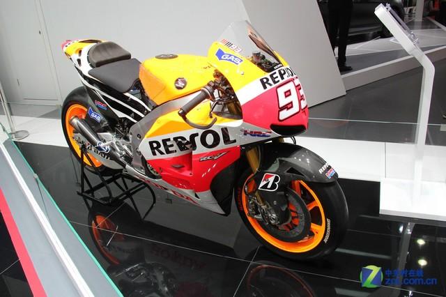 不想来一台?本田拉轰摩托车实拍赏析