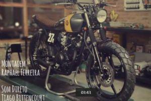 机械的艺术:摩托车改装完整记录