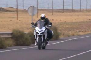 2015杜卡迪Multistrada大鸟摩托车评测