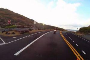 黄昏骑士:骑摩托车走遍世界